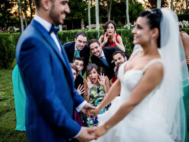 La boda de Ismael y Laura en Toledo, Toledo 122