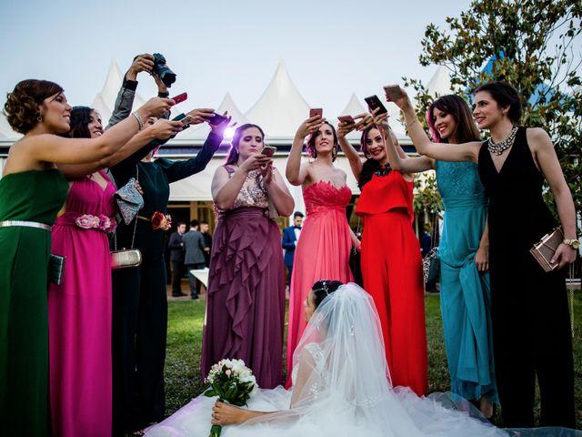 La boda de Ismael y Laura en Toledo, Toledo 133