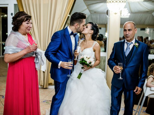 La boda de Ismael y Laura en Toledo, Toledo 140