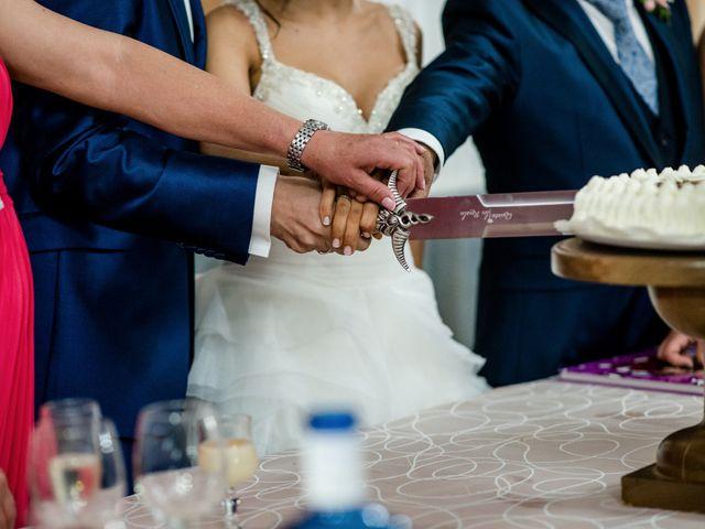 La boda de Ismael y Laura en Toledo, Toledo 156