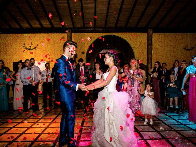 La boda de Ismael y Laura en Toledo, Toledo 167