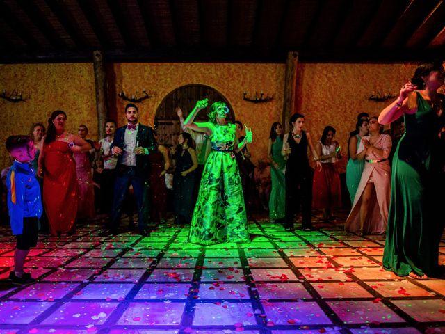 La boda de Ismael y Laura en Toledo, Toledo 175