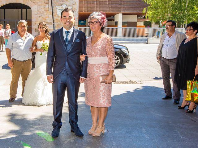 La boda de Borja y Janire en Zamudio, Vizcaya 8