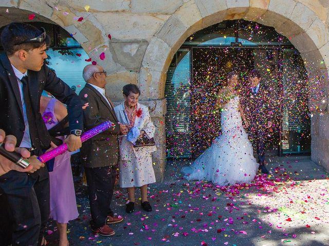 La boda de Borja y Janire en Zamudio, Vizcaya 14