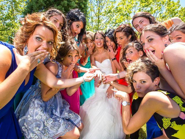 La boda de Borja y Janire en Zamudio, Vizcaya 17