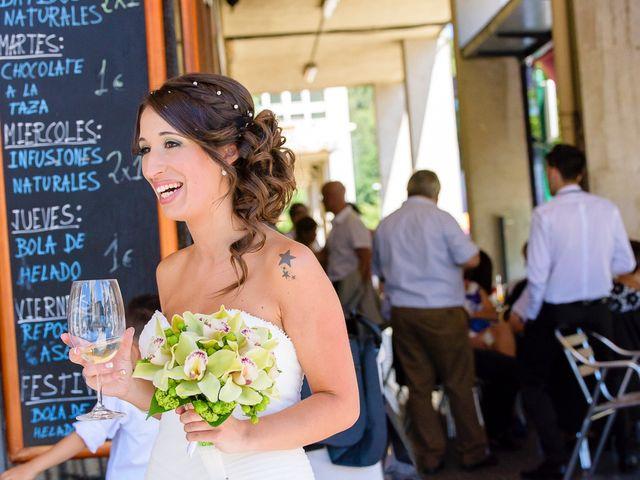La boda de Borja y Janire en Zamudio, Vizcaya 21