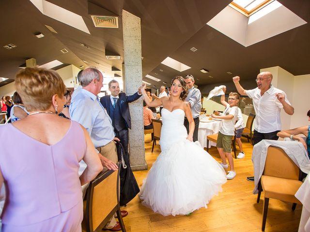 La boda de Borja y Janire en Zamudio, Vizcaya 29