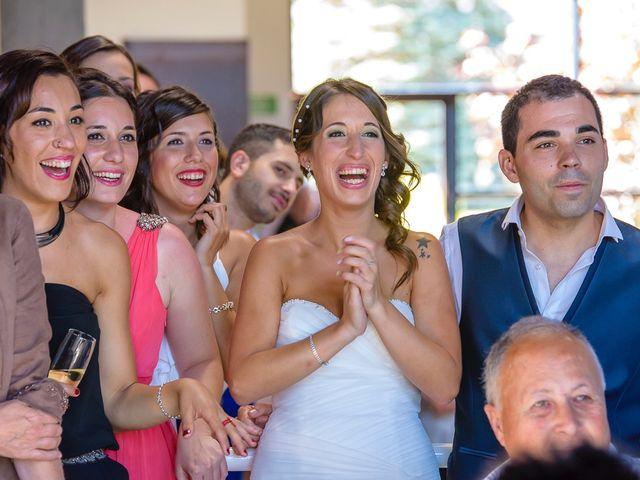 La boda de Borja y Janire en Zamudio, Vizcaya 30