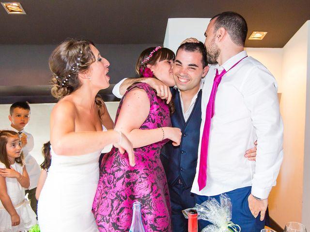La boda de Borja y Janire en Zamudio, Vizcaya 31