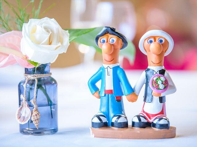 La boda de Borja y Janire en Zamudio, Vizcaya 33