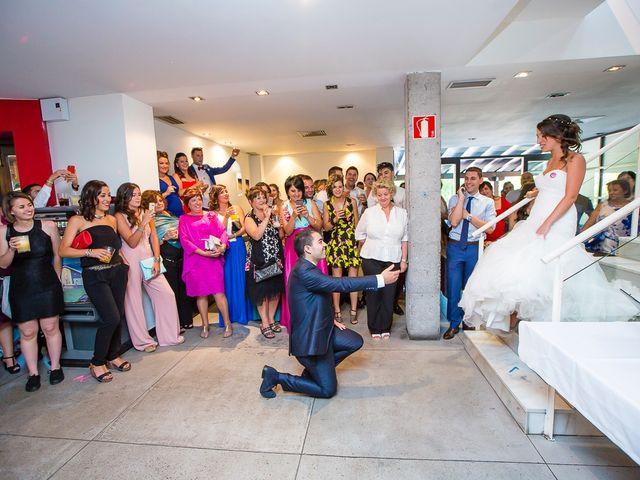 La boda de Borja y Janire en Zamudio, Vizcaya 35