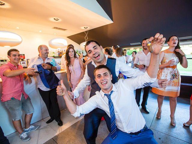 La boda de Borja y Janire en Zamudio, Vizcaya 39