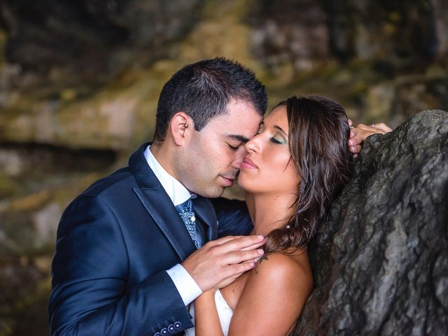 La boda de Borja y Janire en Zamudio, Vizcaya 1