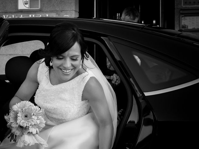 La boda de Javi y Sonia en Mérida, Badajoz 1