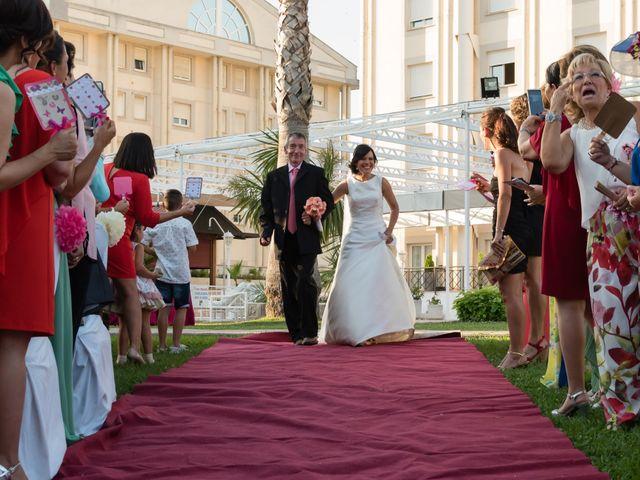 La boda de Javi y Sonia en Mérida, Badajoz 2