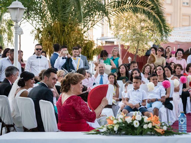 La boda de Javi y Sonia en Mérida, Badajoz 3
