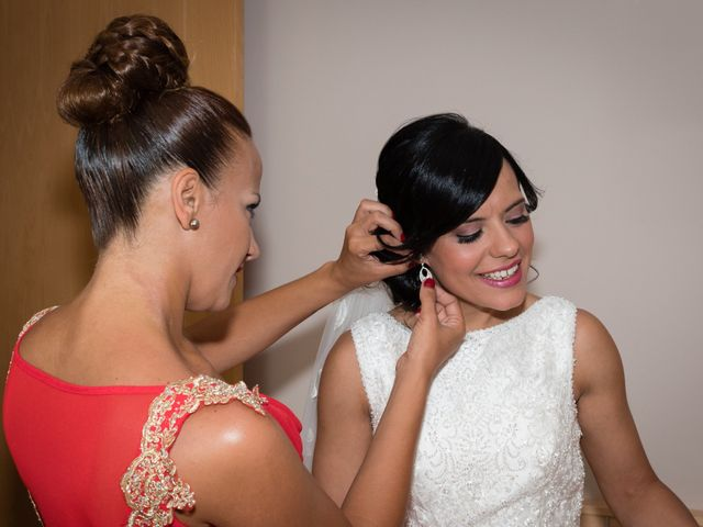 La boda de Javi y Sonia en Mérida, Badajoz 20