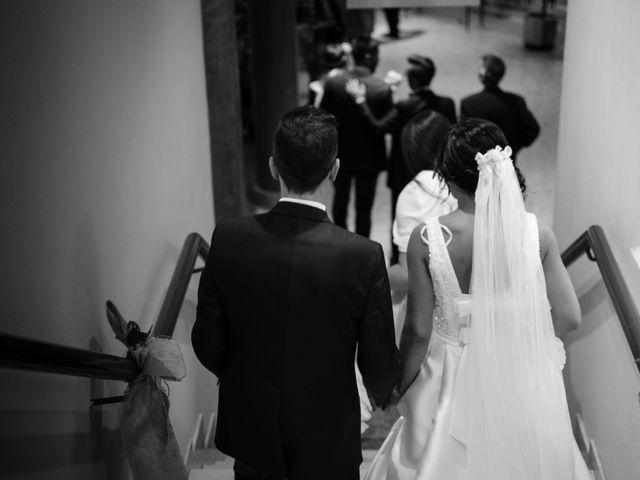La boda de Javi y Sonia en Mérida, Badajoz 27