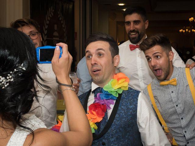 La boda de Javi y Sonia en Mérida, Badajoz 33