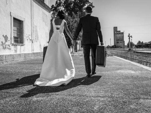 La boda de Javi y Sonia en Mérida, Badajoz 42