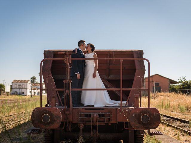La boda de Javi y Sonia en Mérida, Badajoz 43