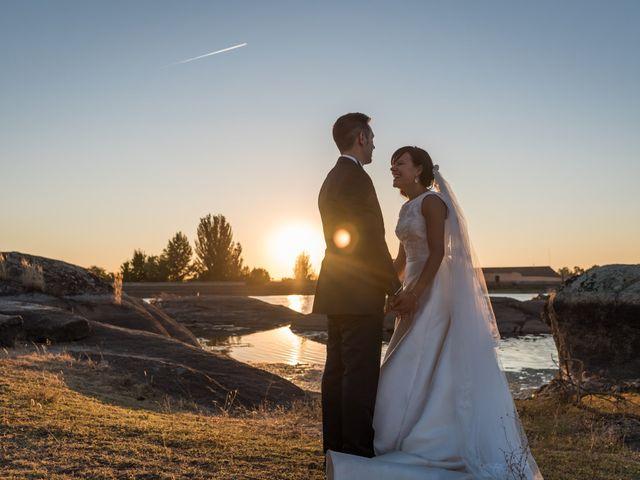 La boda de Javi y Sonia en Mérida, Badajoz 47