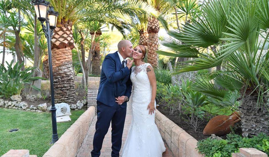 La boda de Andrés y Paqui en Alhaurin De La Torre, Málaga