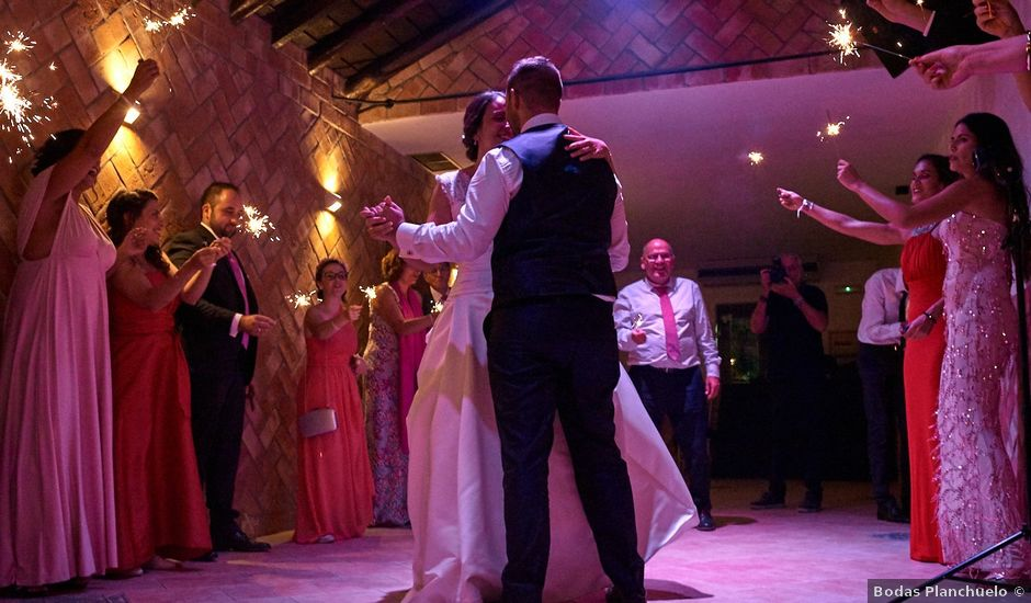 La boda de Rubén y Seila en Villalbilla, Madrid