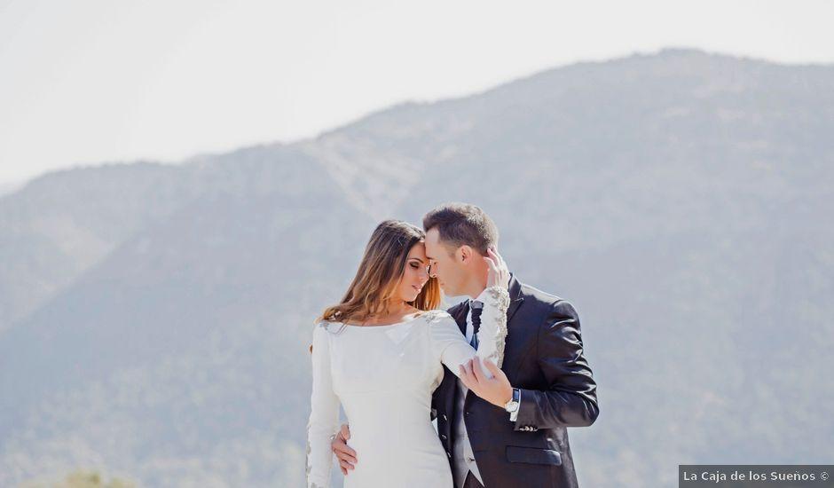La boda de Antonio y Rosa en Mengibar, Jaén