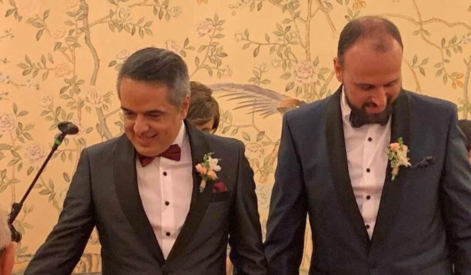 La boda de Fernando y Alexander en Madrid, Madrid