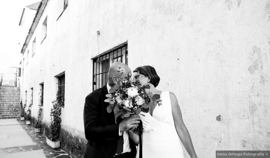 La boda de Héctor y Clara en Otero De Herreros, Segovia