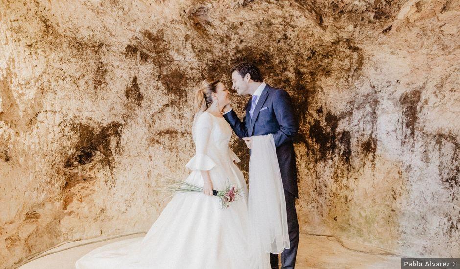 La boda de Yago y Teresa en Covadonga (Cangas De Onis), Asturias