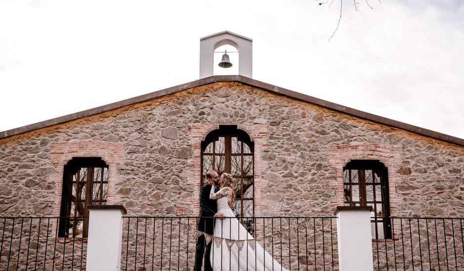 La boda de Eudald y Carla en Lliça D'amunt, Barcelona