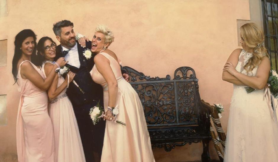 La boda de Edu  y Raquel  en Granollers, Barcelona