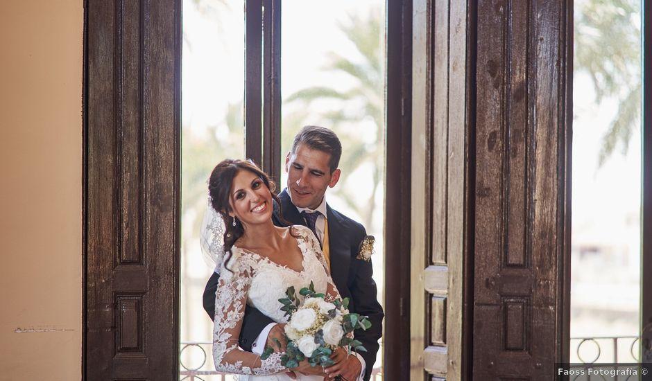 La boda de David y Esther en San Pedro Del Pinatar, Murcia