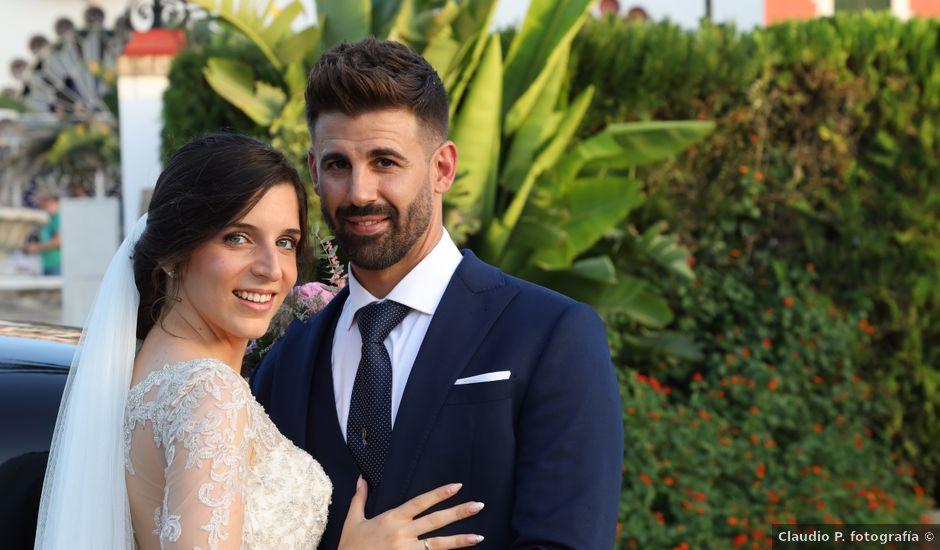 La boda de Irene y Fran en Villalba Del Alcor, Huelva