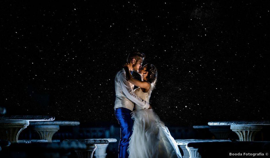 La boda de Ismael y Laura en Toledo, Toledo