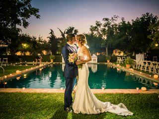 La boda de Aurelie y Victor 1