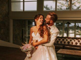 La boda de Yadira y Javier