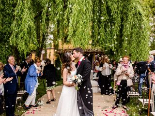 La boda de Inés y Álvaro