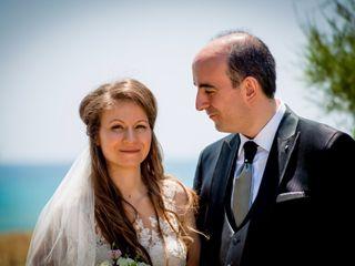 La boda de Soni y Fran