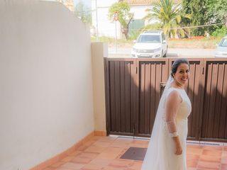 La boda de Rocío y Otal 3