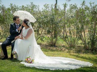 La boda de Rocío y Otal