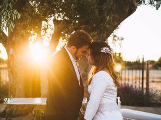 La boda de Mireia y Francesc