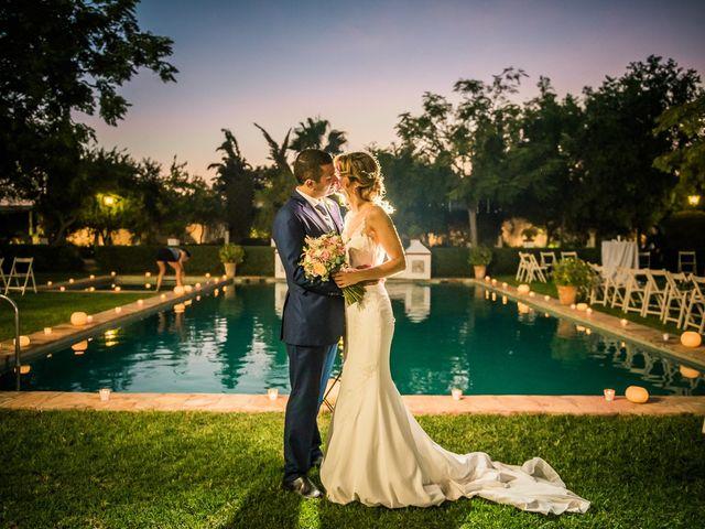 La boda de Aurelie y Victor