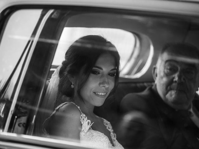 La boda de Dani y Laura en Guadarrama, Madrid 8