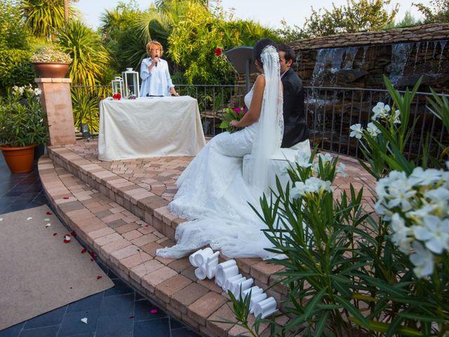La boda de Dani y Laura en Guadarrama, Madrid 9