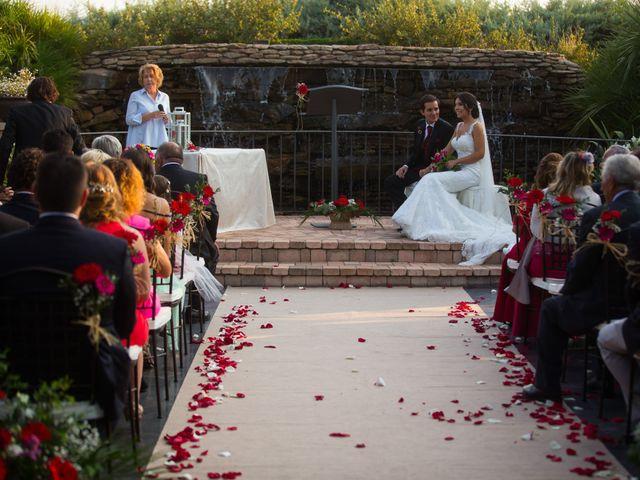 La boda de Dani y Laura en Guadarrama, Madrid 10
