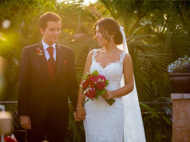 La boda de Dani y Laura en Guadarrama, Madrid 11