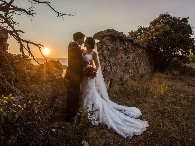 La boda de Dani y Laura en Guadarrama, Madrid 14